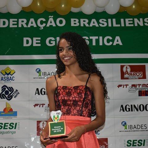 Danielle Brandão convocada para a Seleção Brasileira de GR
