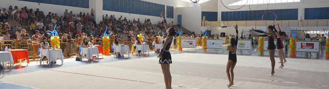 Brasília tem Campeã e Vice-Campeã Individual Geral no Torneio Nacional de Ginástica Rítmica