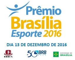 Mudança na data do Prêmio Brasília Esporte 2016