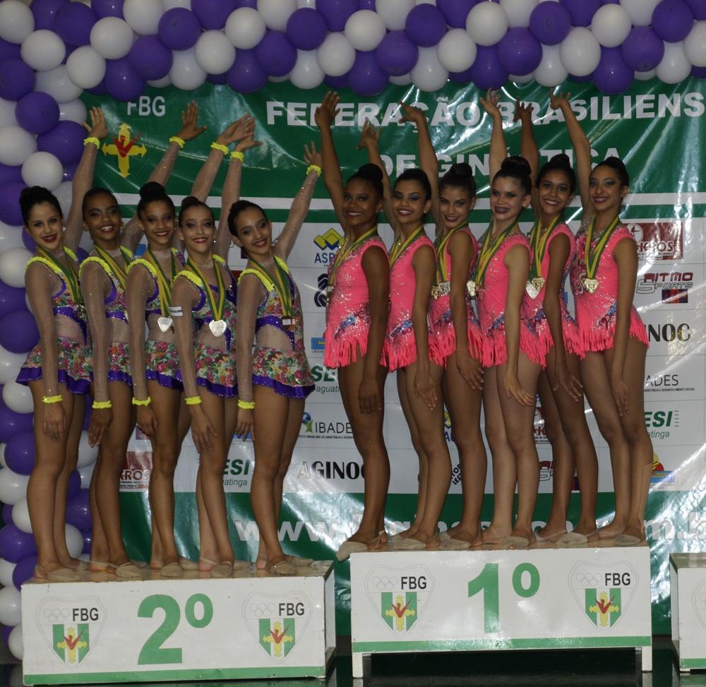Campeonato e Torneio Brasiliense de GR - Conjuntos - 26.11.2016