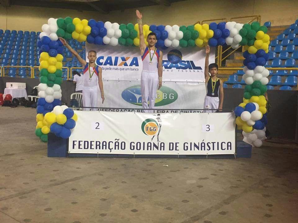 Torneio Nacional em Goiânia